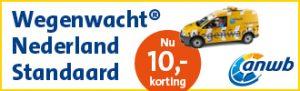 ANWB 10 euro korting